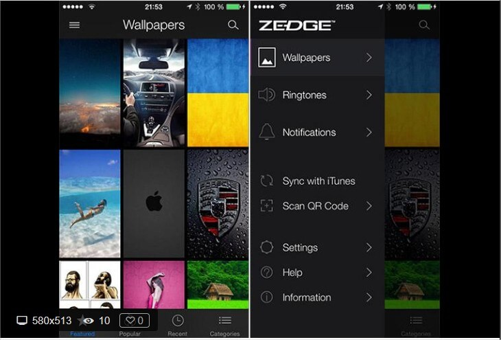 Apps to Get iPhone Wallpapers in 2020