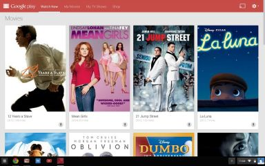 watch google paly movies, download movies on android